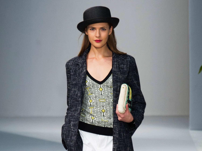 Agnes b fashion show 9