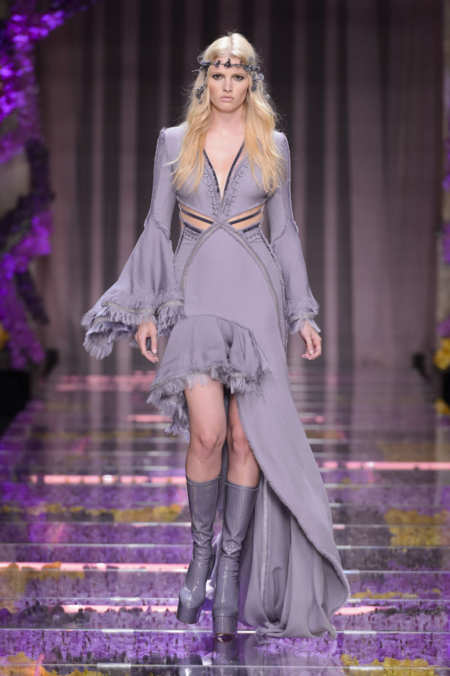 Versace - Fall 2015 Couture