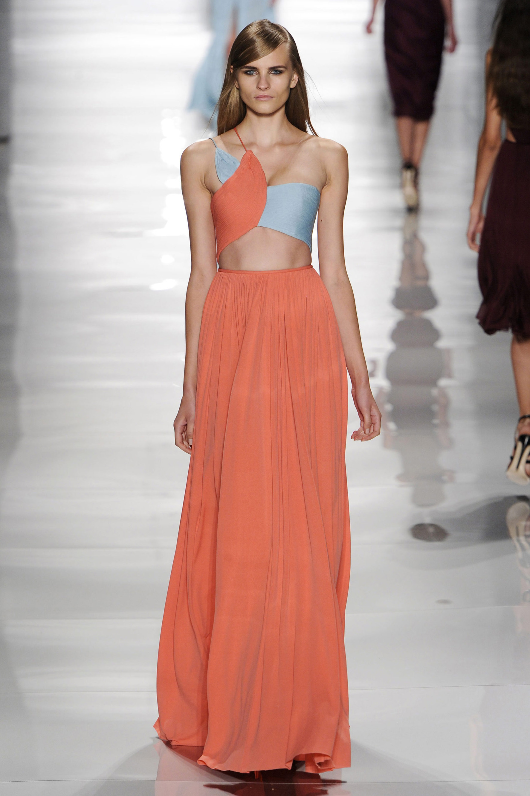 Reem Acra Spring Collection 2015