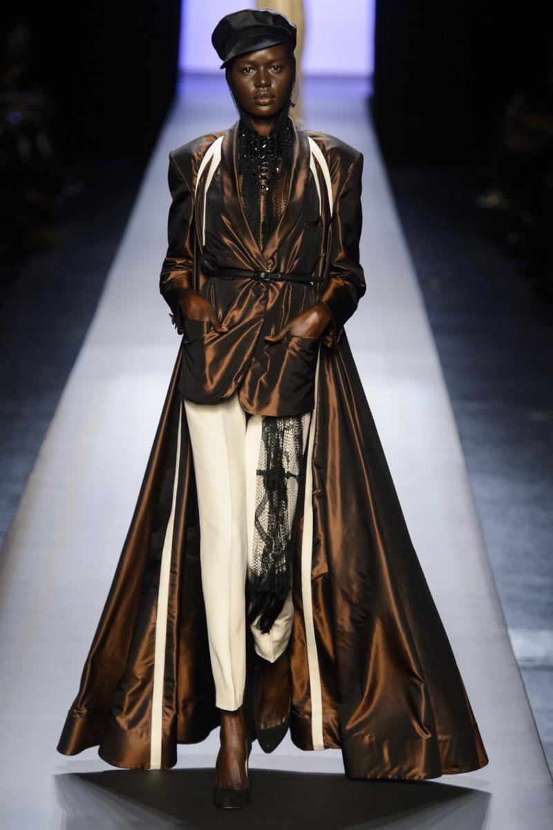 Jean paul gaultier spring 2015 couture the cut - Acheter mariniere jean paul gaultier ...