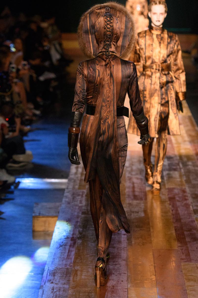 Jean paul gaultier fall 2016 couture the cut - Acheter mariniere jean paul gaultier ...