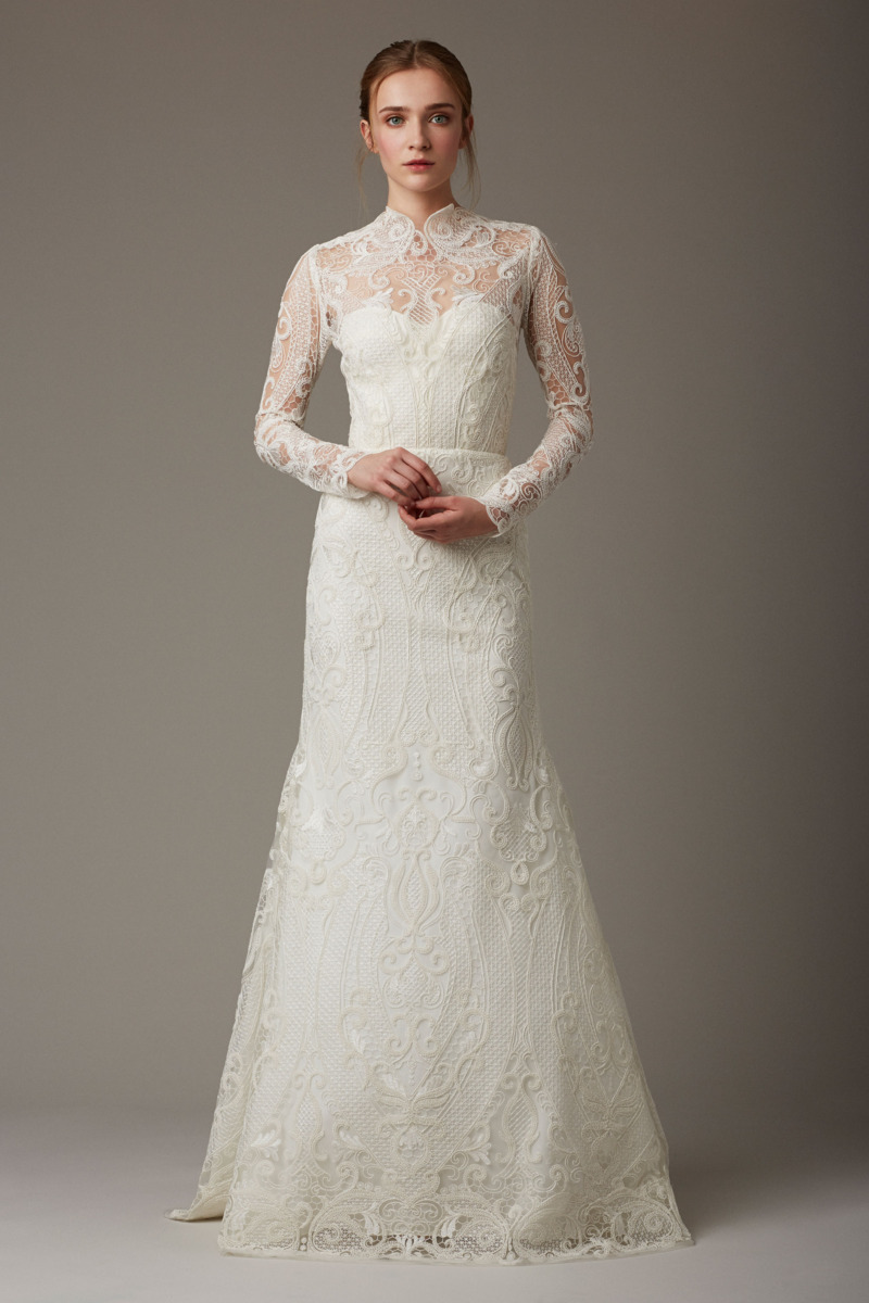 Lela Rose Wedding Dresses Nyc : Lela rose spring bridal the cut