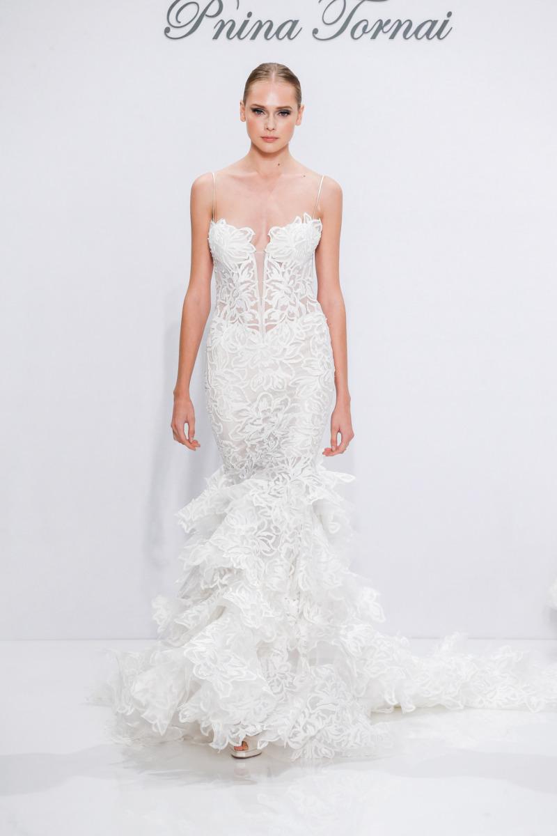 Pnina Tornai For Kleinfeld Fall 2017 Bridal The Cut
