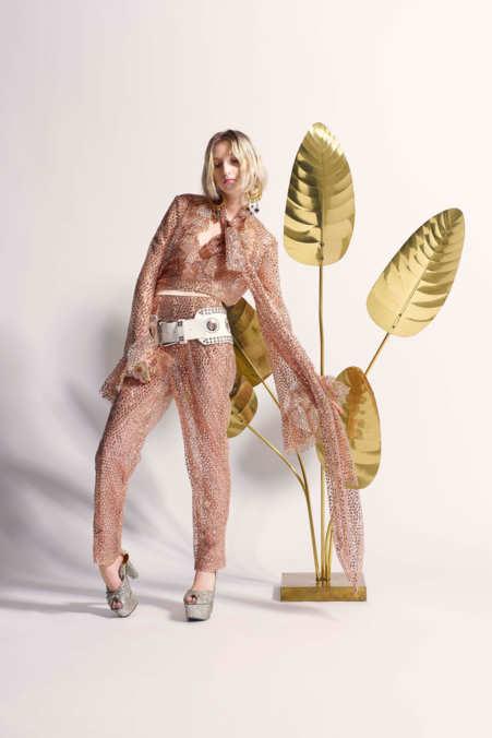 Fashion show paris 2017 - Rodarte Fall 2017 Rtw The Cut