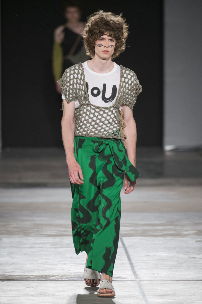 Vivienne Westwood Laukut : Vivienne westwood spring menswear the cut