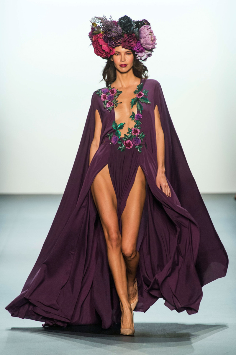 Michael Costello New York Fashion Week