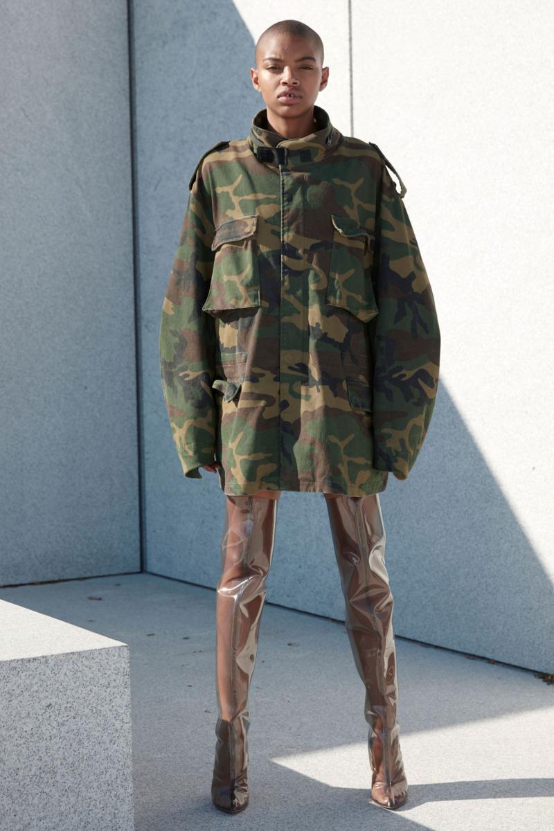 Yeezy Season Fashion Show