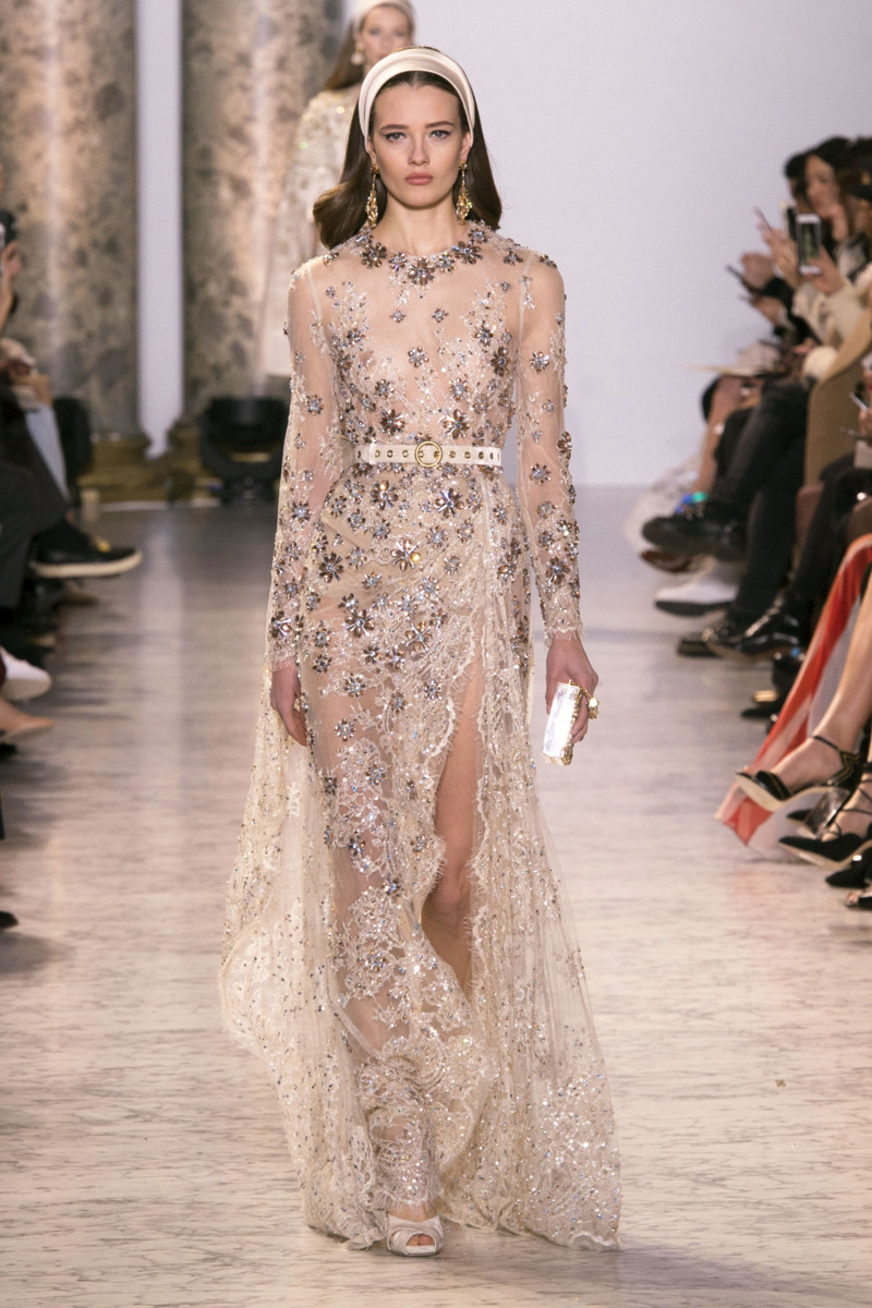 Elie saab spring 2017 couture the cut for Hot couture fashion