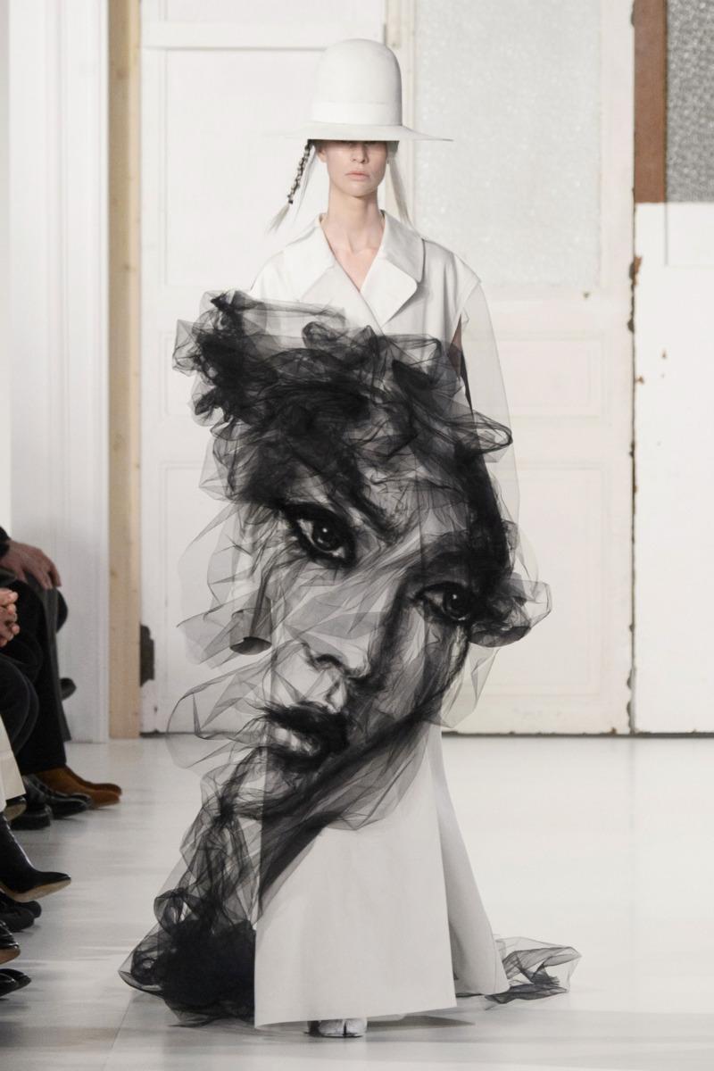 Fashion show paris 2017 - Maison Margiela Spring 2017 Couture The Cut