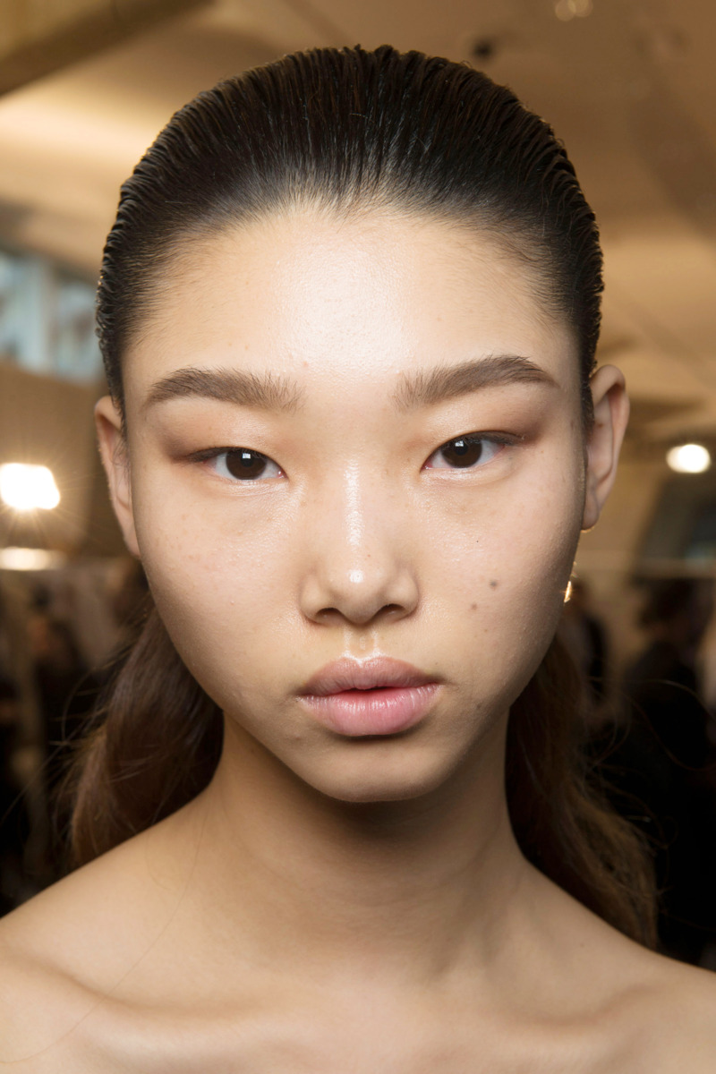 Азиатский макияж для европейских глаз