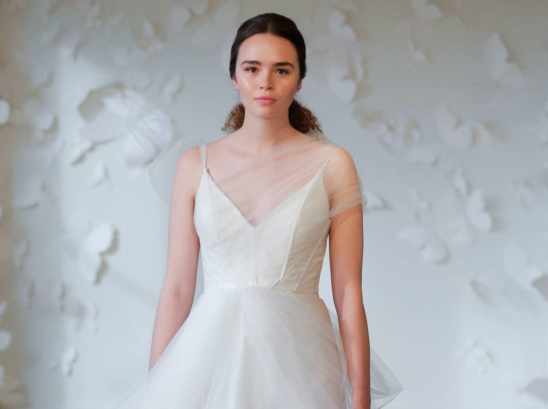 Carol Hannah Fall 2018 Bridal Fashion Show - The Cut