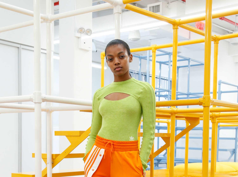 Adidas desfile Originals RTW por Danielle Cathari Otoño 2018 de desfile de moda de RTW 6d24b56 - sfitness.xyz