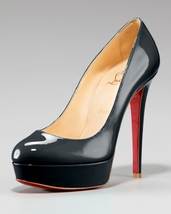 Photo 34 from Christian Louboutin Bianca Platform Pump, 2012