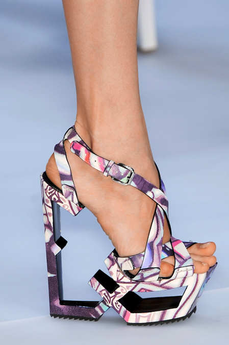 Photo 43 from Céline Kiraro Sandals, S/S 2009