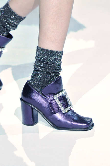 Photo 28 from Marc Jacobs Rhinestone Buckle Shoes, F/W 2012
