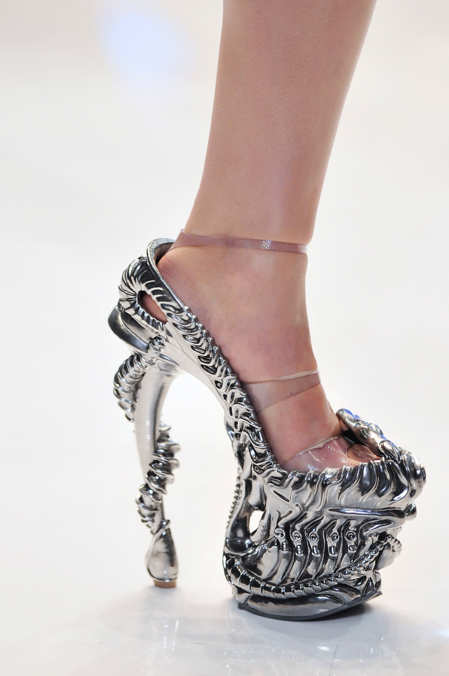 Photo 42 from Alexander McQueen Platform Heels, S/S 2010