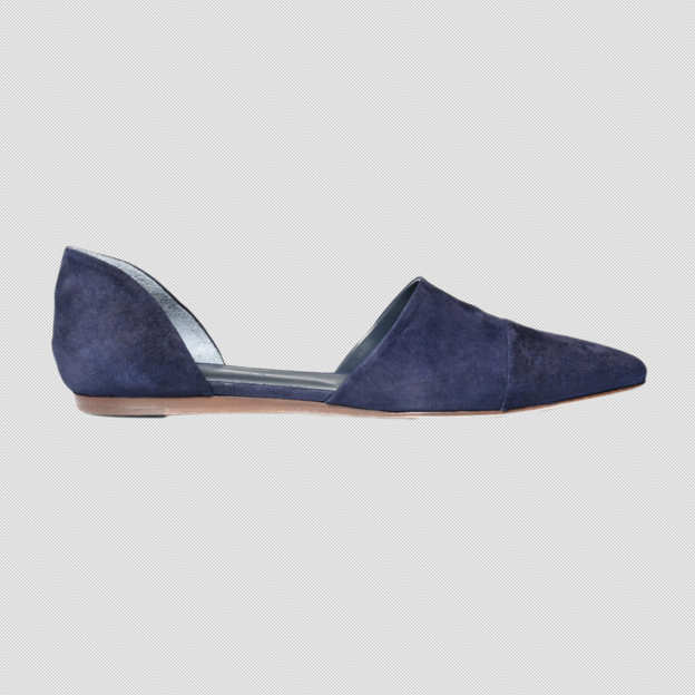 Photo 1 from Jenni Kayne Suede D'Orsay Flats