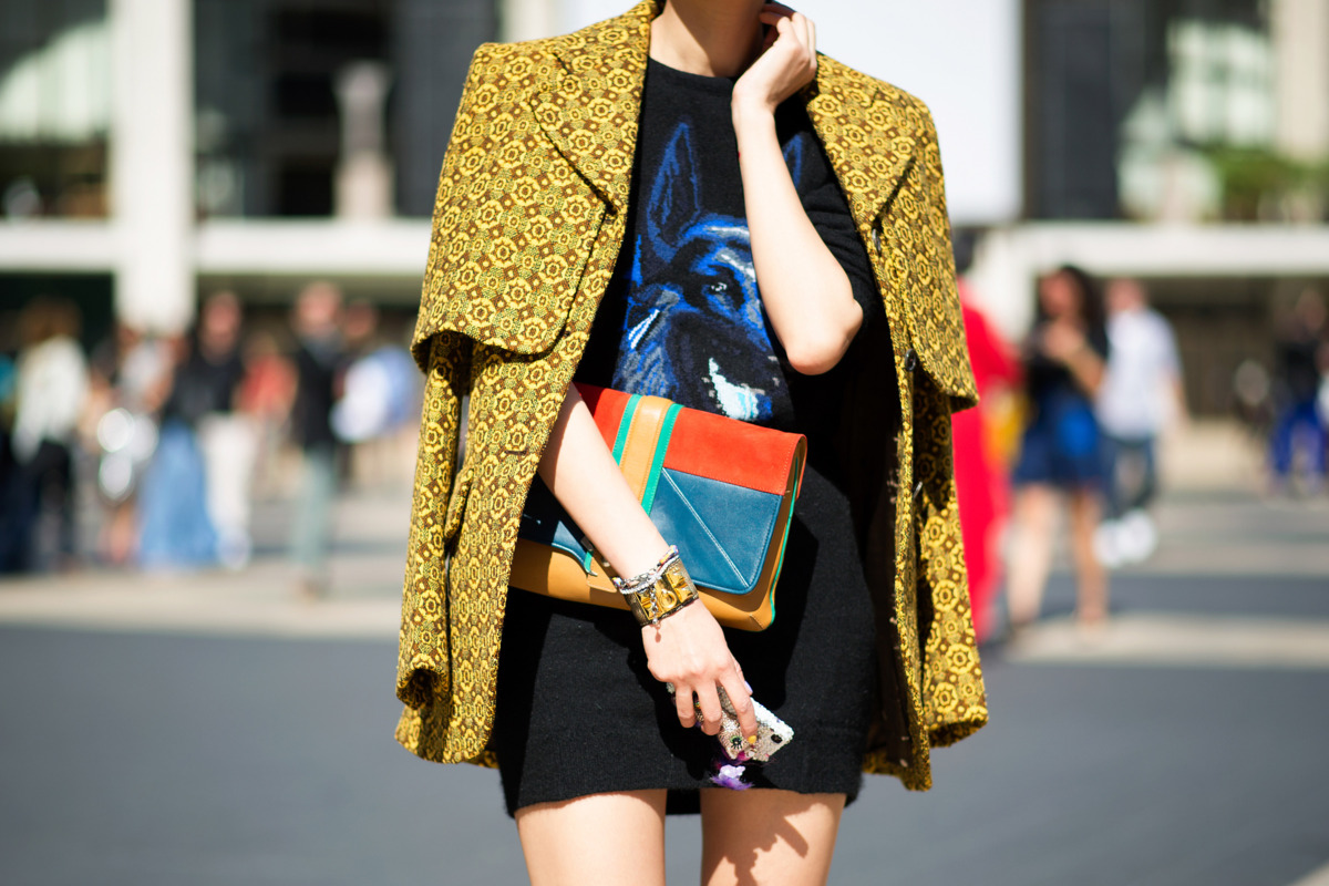 New York Fashion Week Street Style Day Seven The Cut