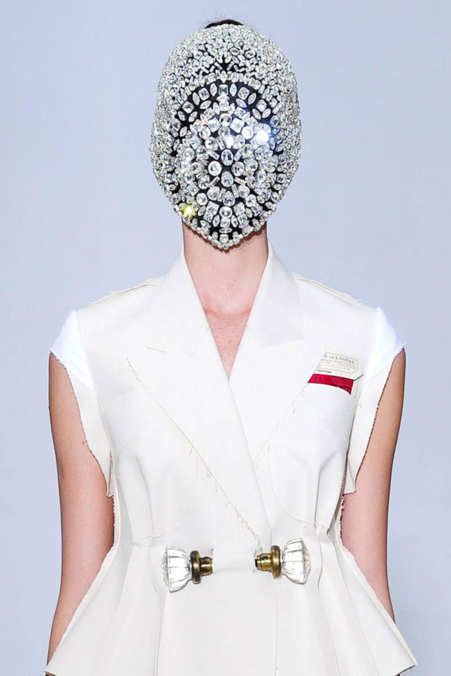 Photo 1 from Maison Martin Margiela Fall Couture 2012