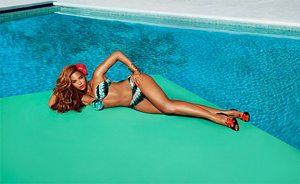 f4df18b5a9 Beyoncé as Mrs. Carter for H M -- The Cut