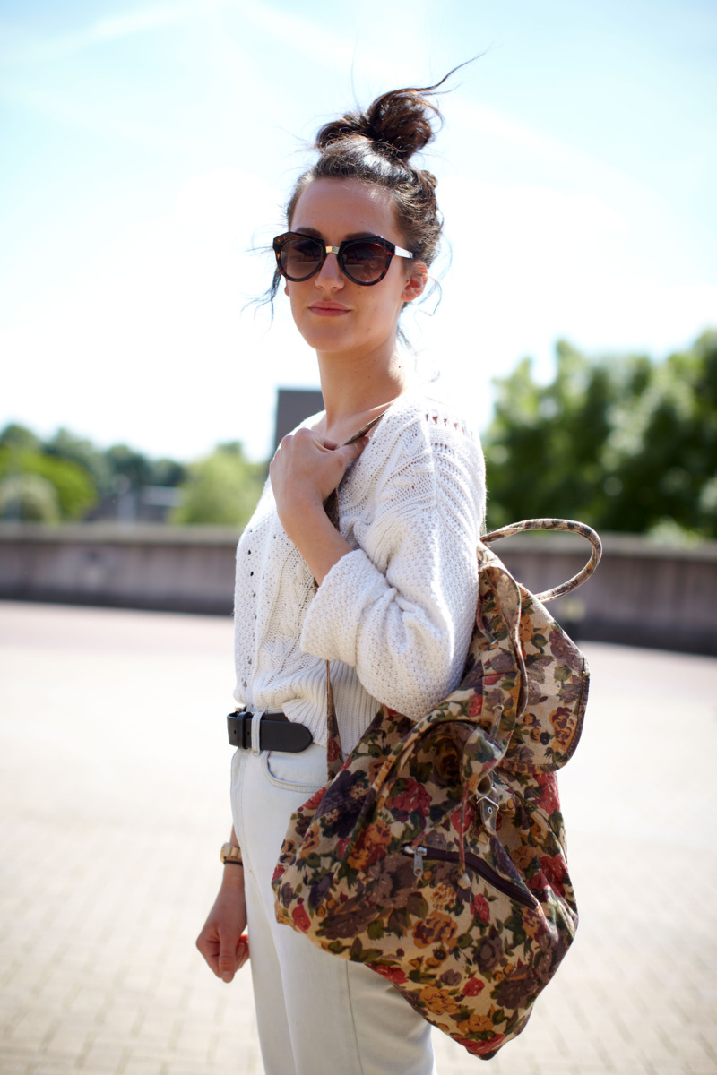 Lauren Hunt Fashion Design Student Street Style Young