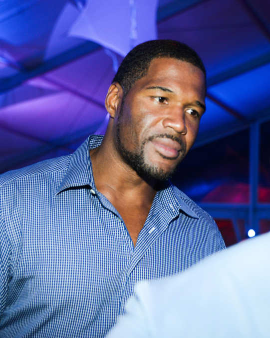 Photo 4 from Michael Strahan
