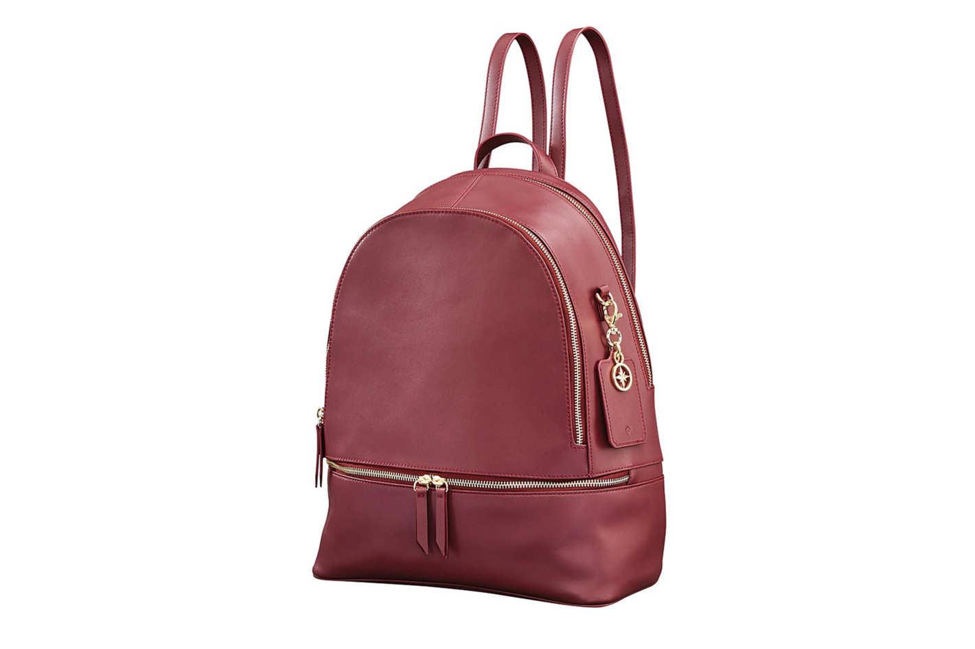 Samsonite Ladies Leather City Backpack