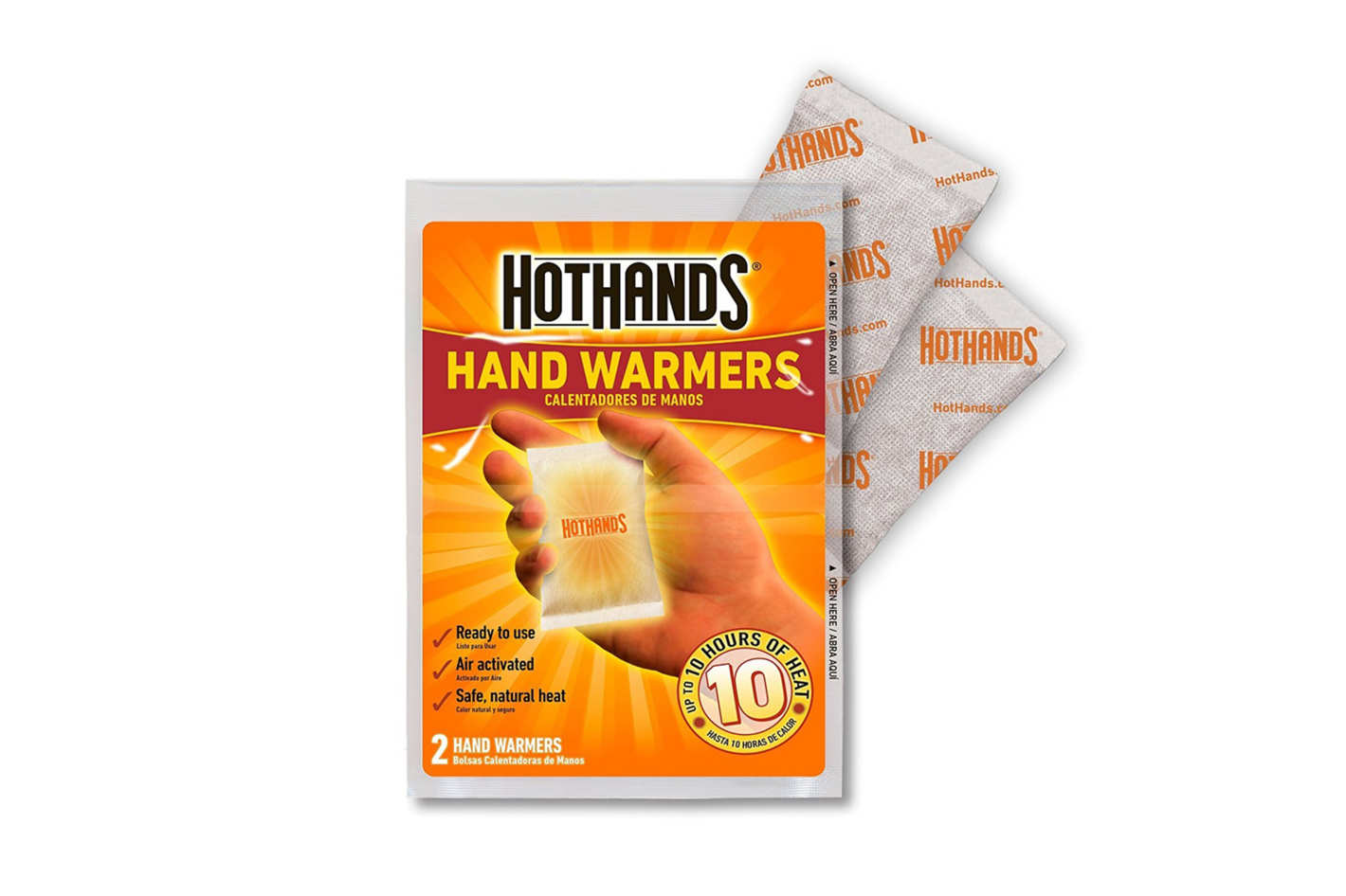 Hot Hands Hand Warmers - 40 Count Box