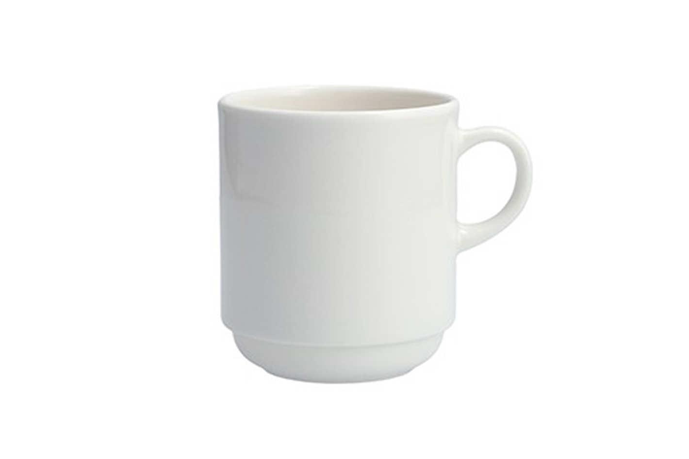 Fortessa Ilona Stackable Mug - Set of 4