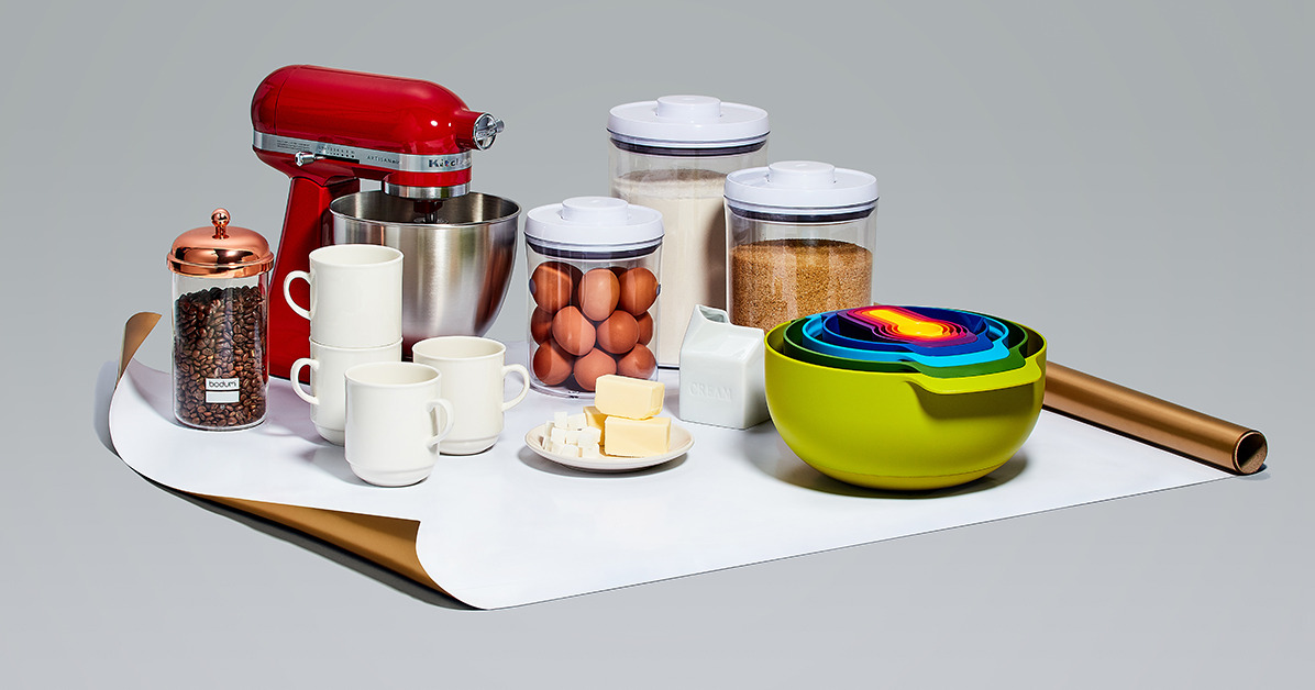 Big Gift Ideas for Tiny Kitchens