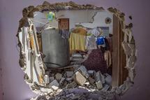 Rafah. the Gaza Strip