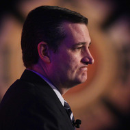 U.S. Sen. Ted Cruz (R-TX) speaks during the 2015 Alfred K. Whitehead Legislative Conference and Presidential Forum March 10, 2015 in Washington, DC.
