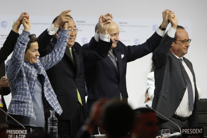 FRANCE-CLIMATE-WARMING-COP21