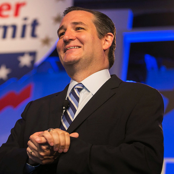 Republican presidential candidate Sen. Ted Cruz at Values Voter Summit