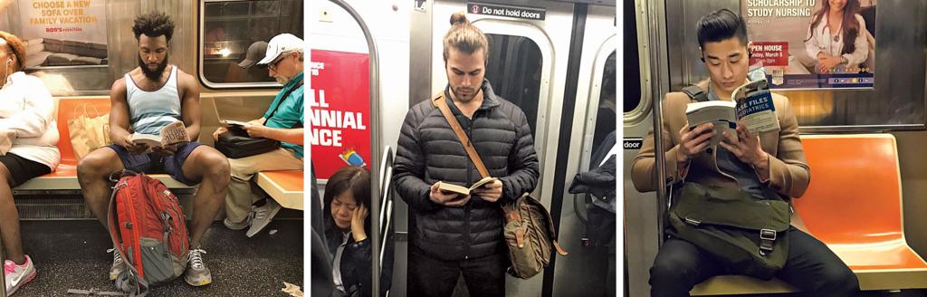 Horny companion on a train