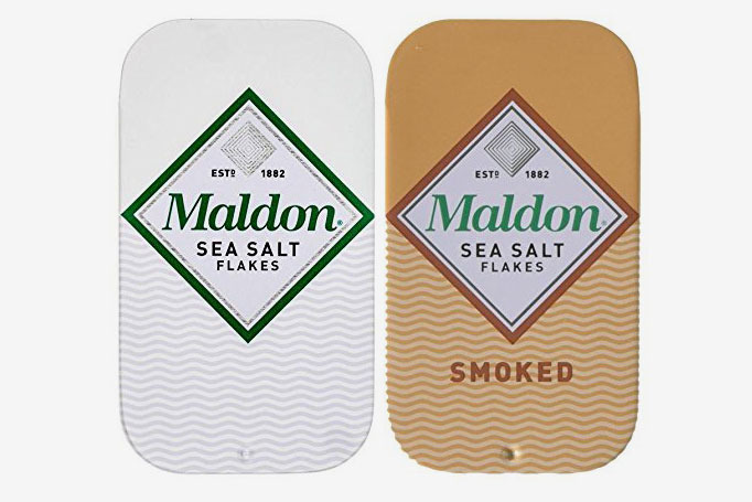 Maldon Salt Travel Tin 2-Pack