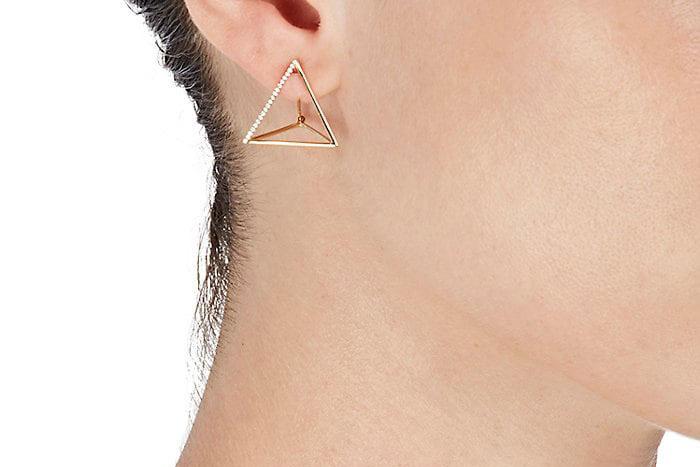 Shihara 3-D Earring