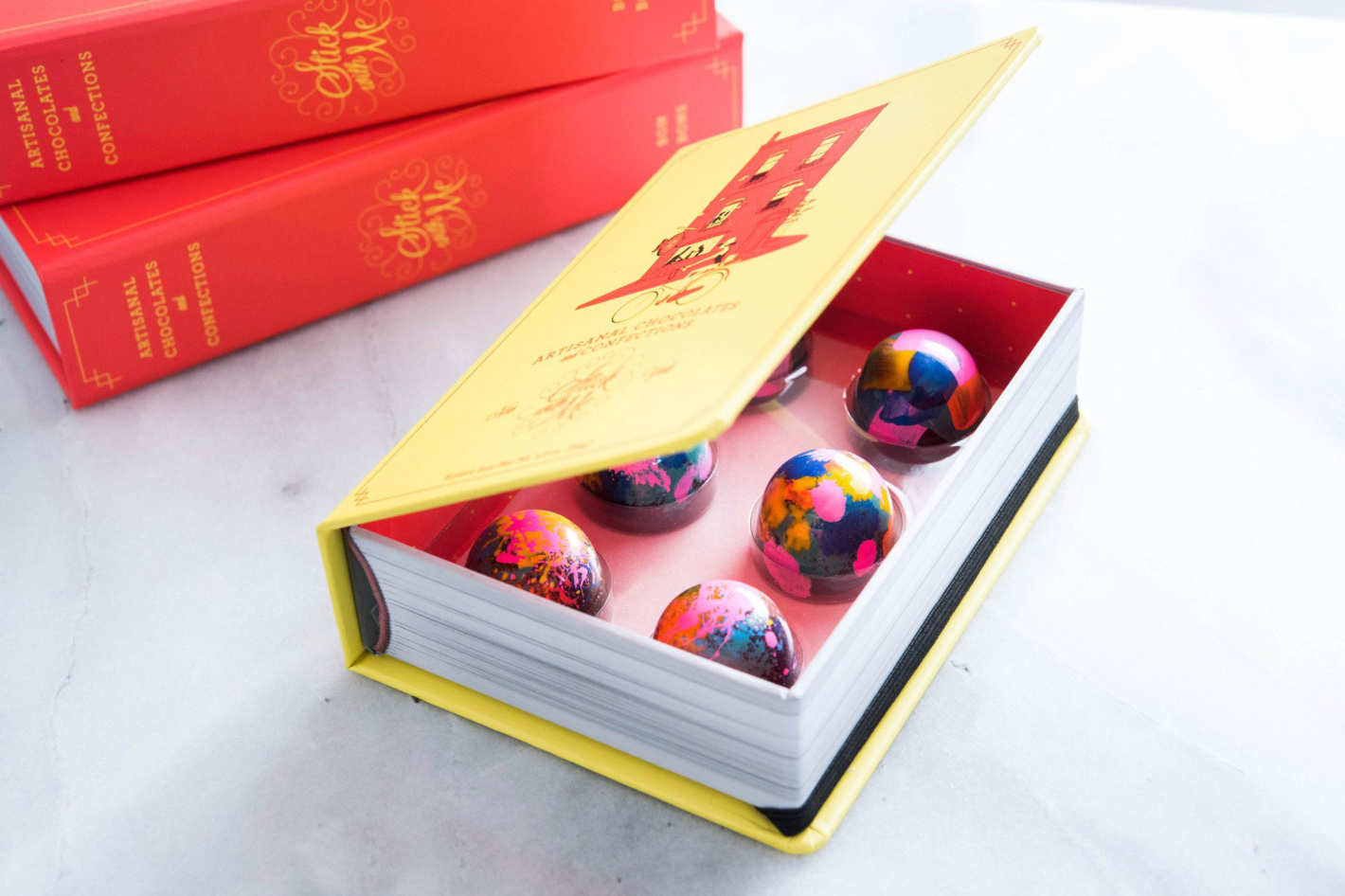 6-Piece Bonbon Box