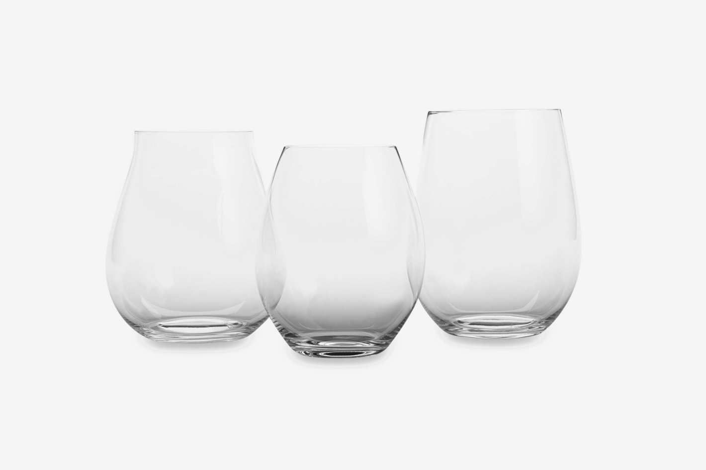 Riedel Big O Wine Tumbler Red Wine, Set of 3