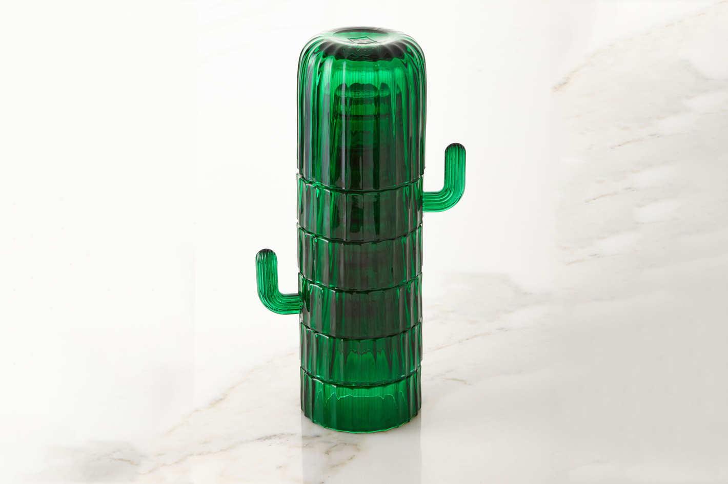 DOIY Saguaro Cactus Glasses