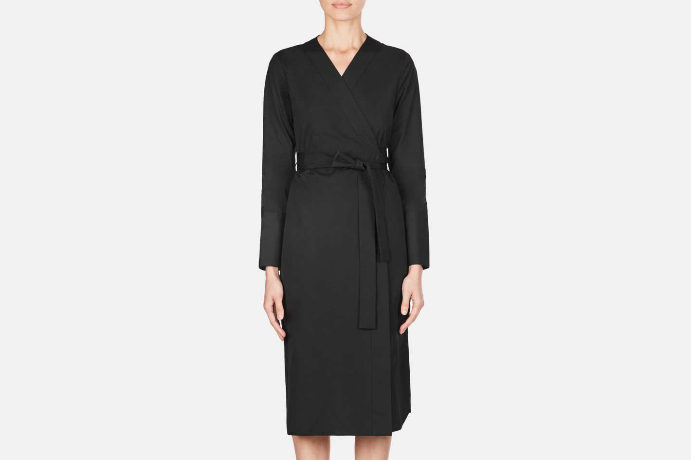 Protagonist Dress 70 Belted Wrap Dress