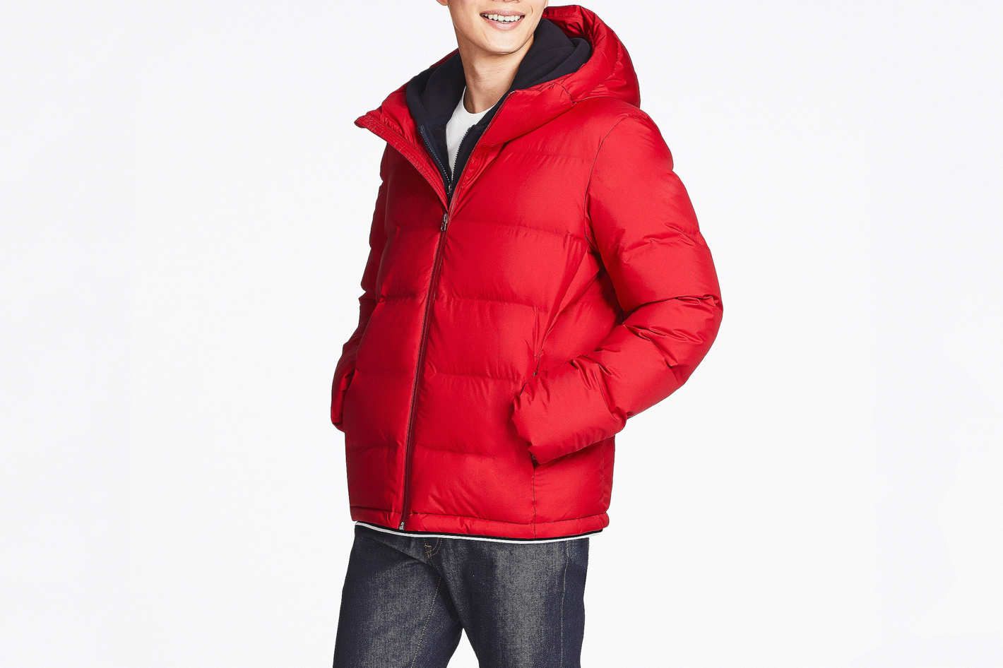 Uniqlo Men's Seamless Down Parka
