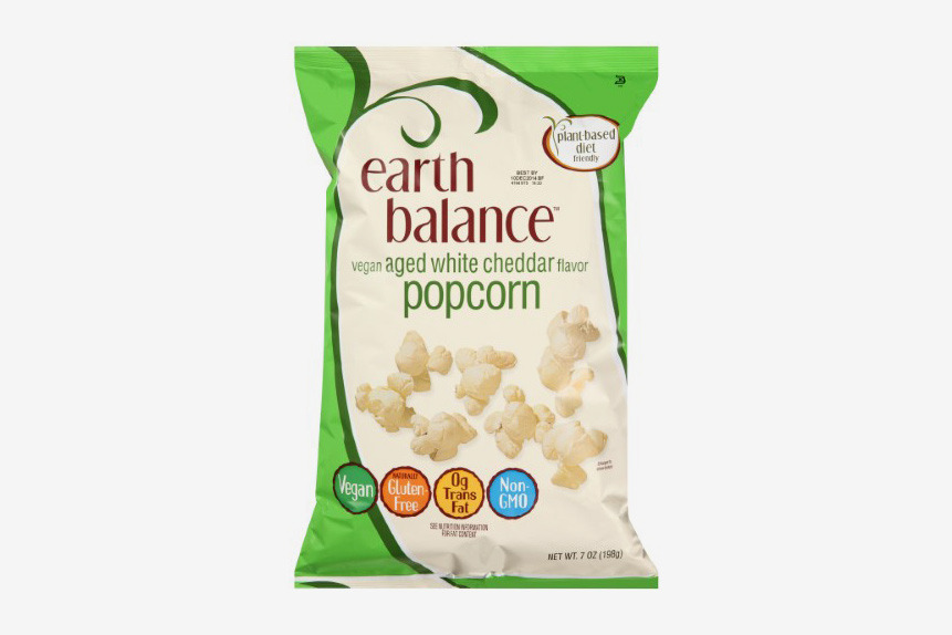 Earth Balance White Cheddar Popcorn, 7 Oz