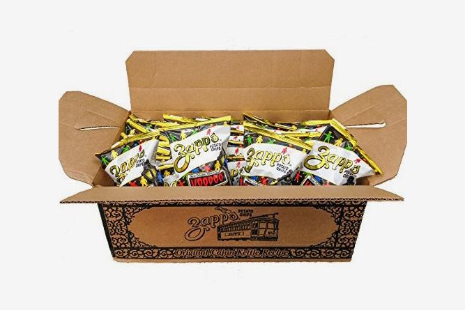 Zapp's Voodoo Potato Chips, 2 oz (Pack of 25)