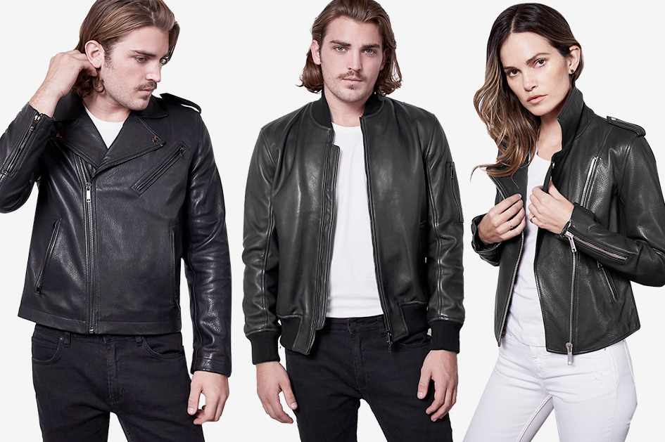 946563c3f50 Cheap Leather Motorcycle Jackets  Arrivals