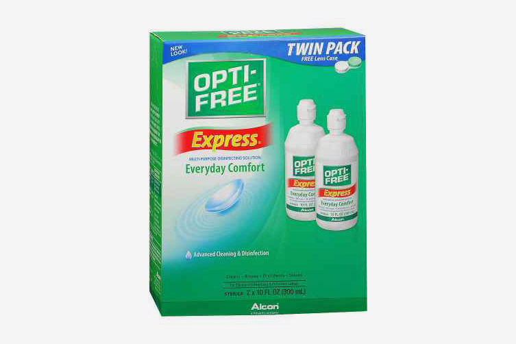 Opti-Free Express Everyday Comfort Multi-Purpose Disinfecting Solution