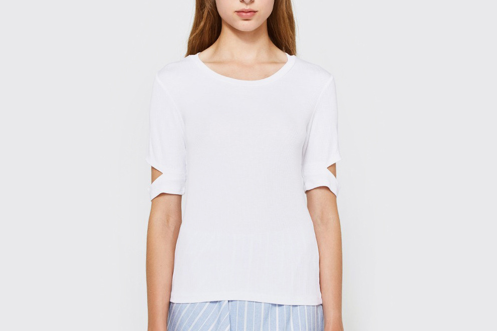 LNA Esso Top in White