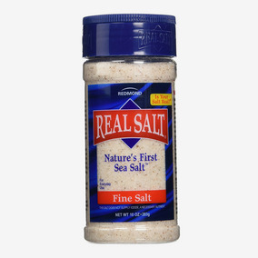 Redmond Real Sea Salt, 2 Pack