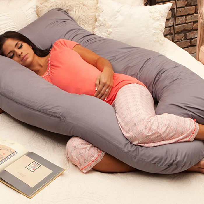 The Best Pregnancy Pillows On According To Hypehusiastic Reviewers
