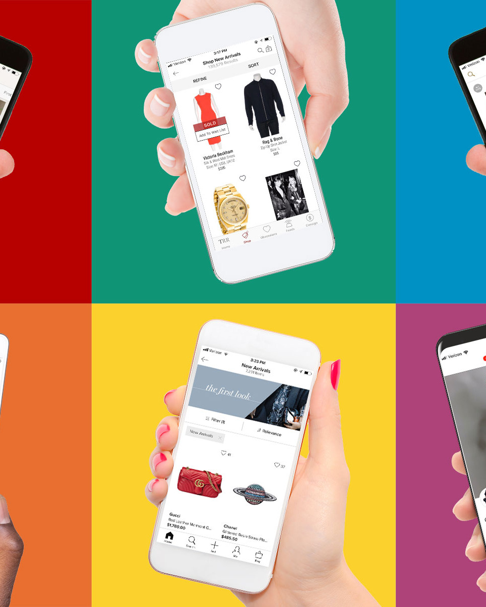 e2639446 Re-commerce Apps and Resale: Depop, Poshmark, The Real Real